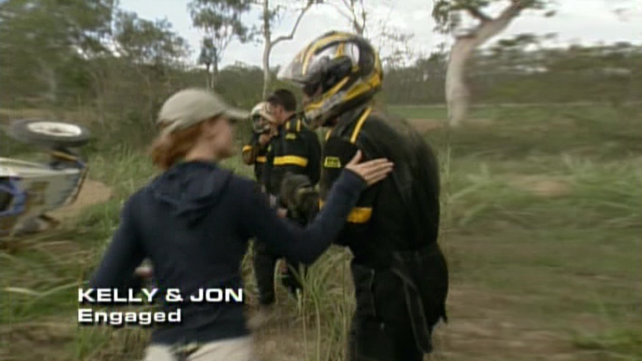 The Amazing Race 4 Episode 12