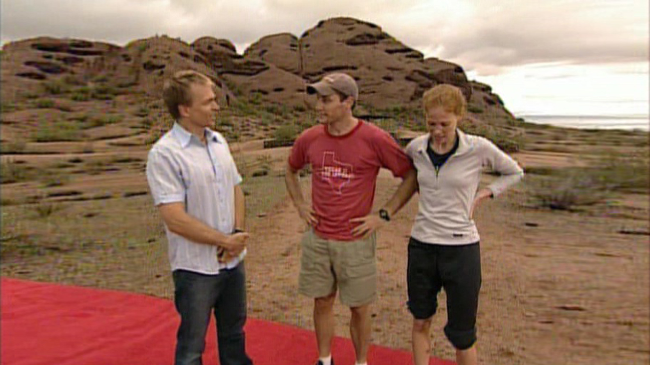 The Amazing Race 4 Episode 13