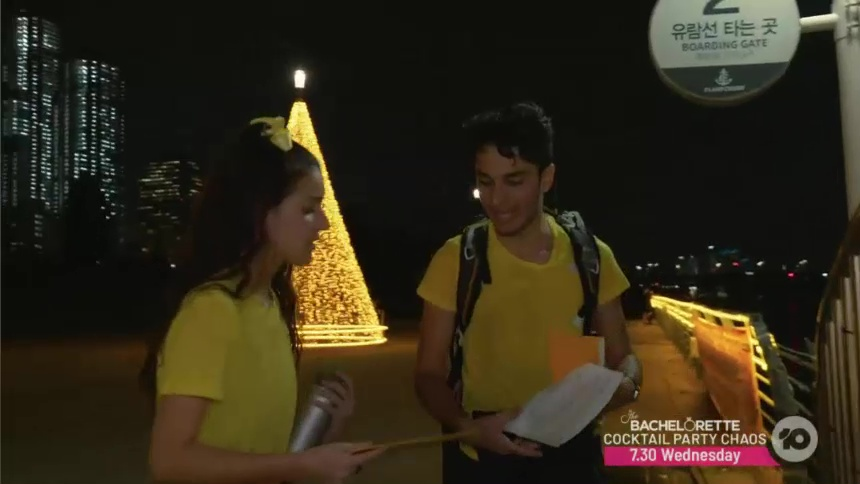 The Amazing Race Australia 4 Episode 1 Recap