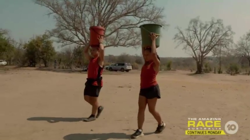 The Amazing Race Australia Season 4 Episode 8 Recap