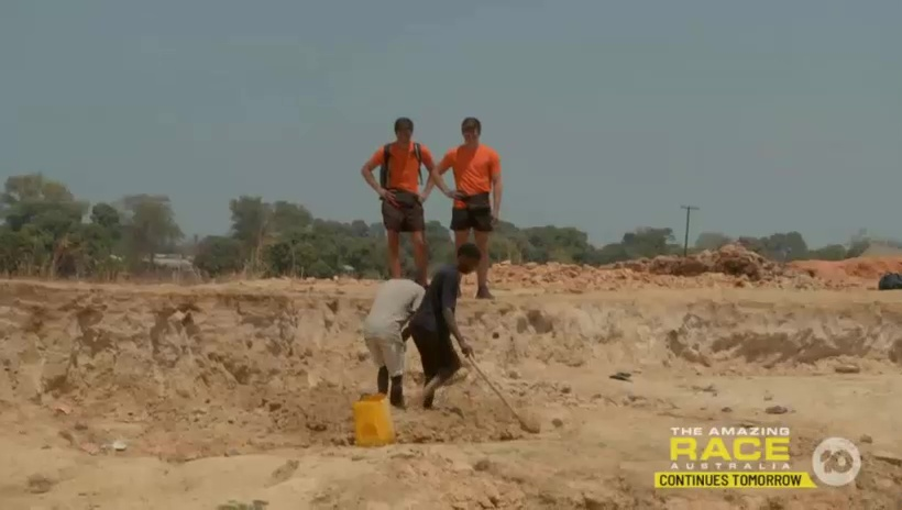The Amazing Race Australia Season 4 Episode 9 Recap