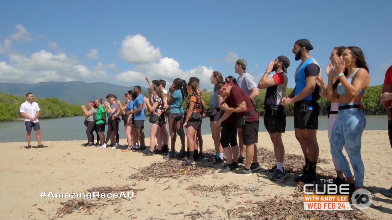 The Amazing Race Australia 5 Episode 1