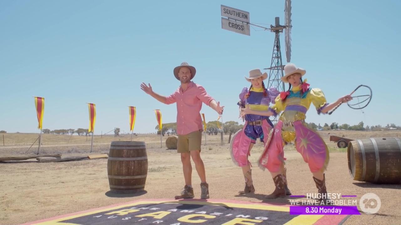 The Amazing Race Australia 5 Episode 3