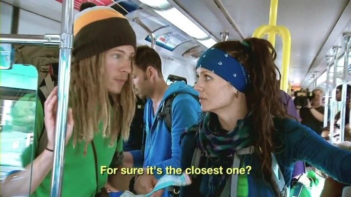 The Amazing Race Canada Episode 2