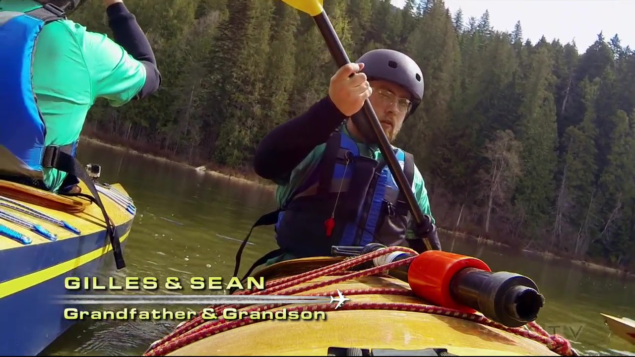 The Amazing Race Canada 7 Episode 2