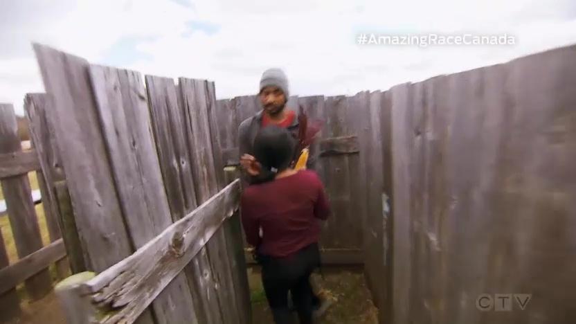 The Amazing Race Canada 7 Episode 6