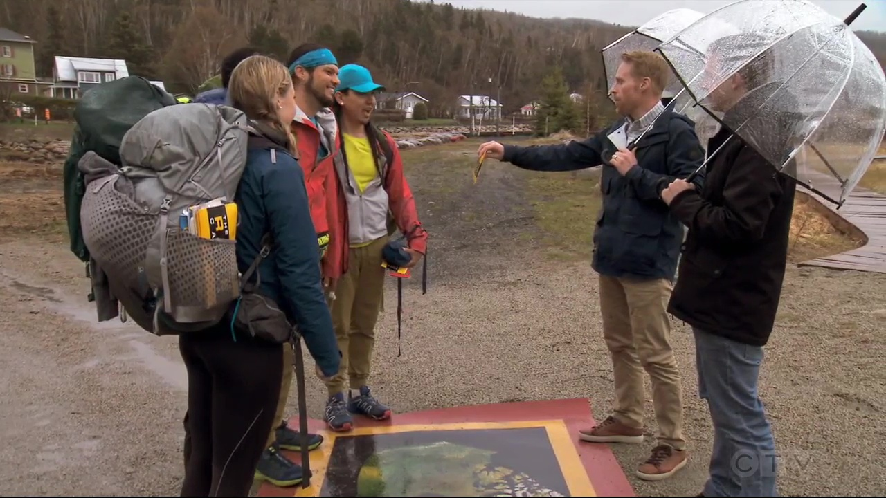 The Amazing Race Canada 7 Episode 8