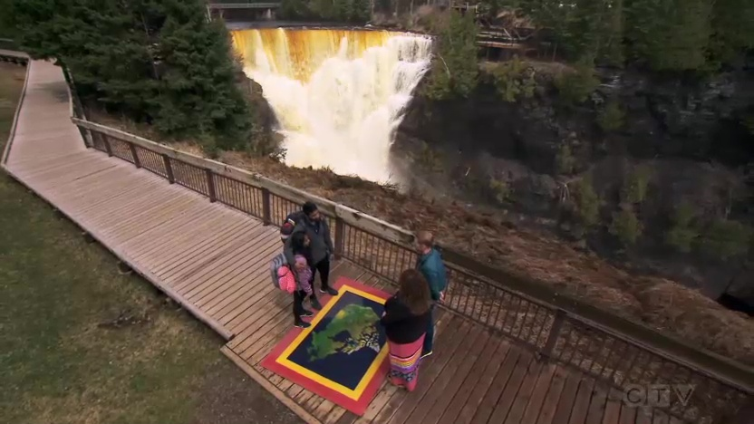 The Amazing Race Canada 7 Episode 9