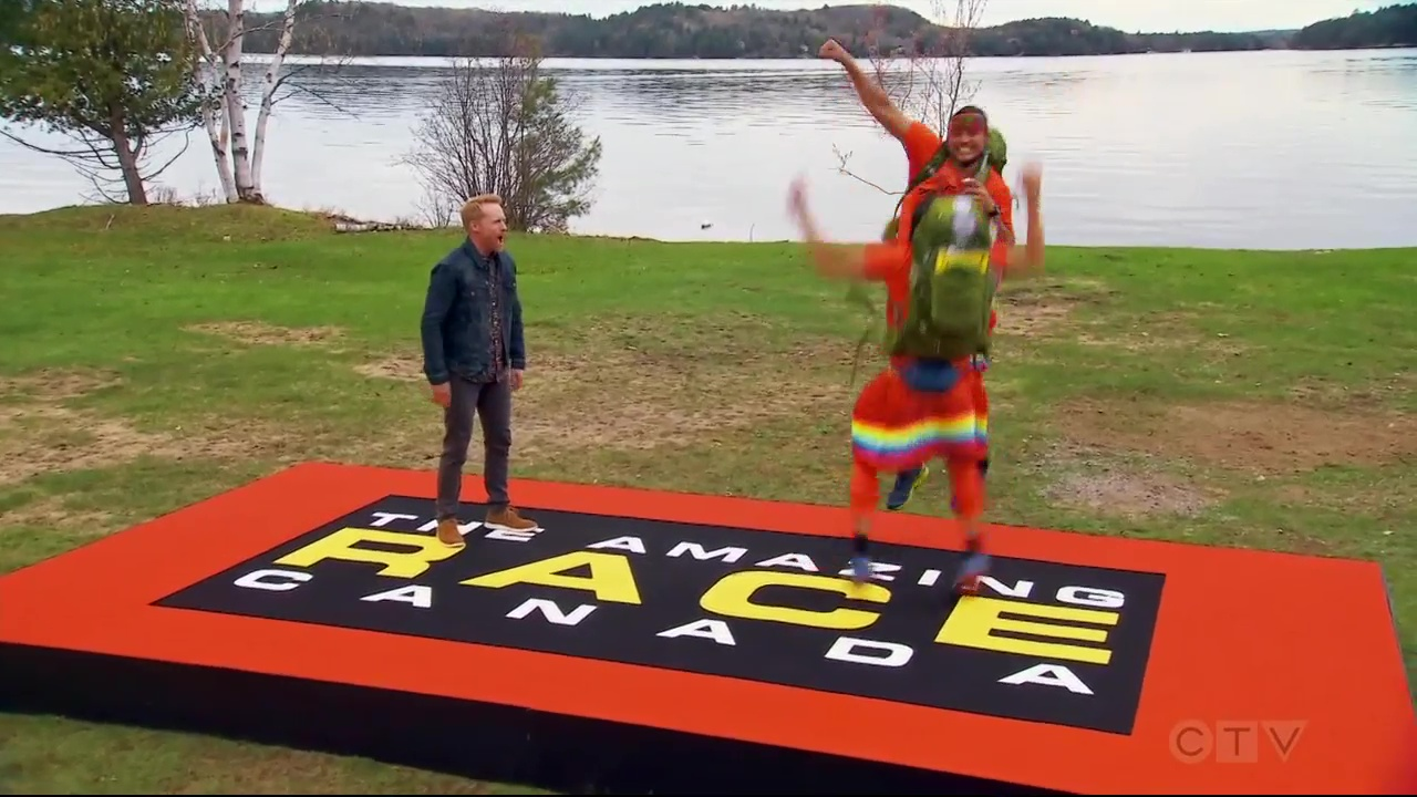 The Amazing Race Canada 7 Episode 11