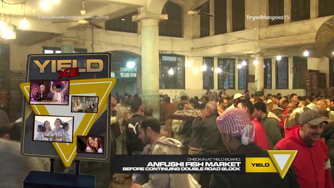 The Amazing Race Philippines DryedMangoez Edition