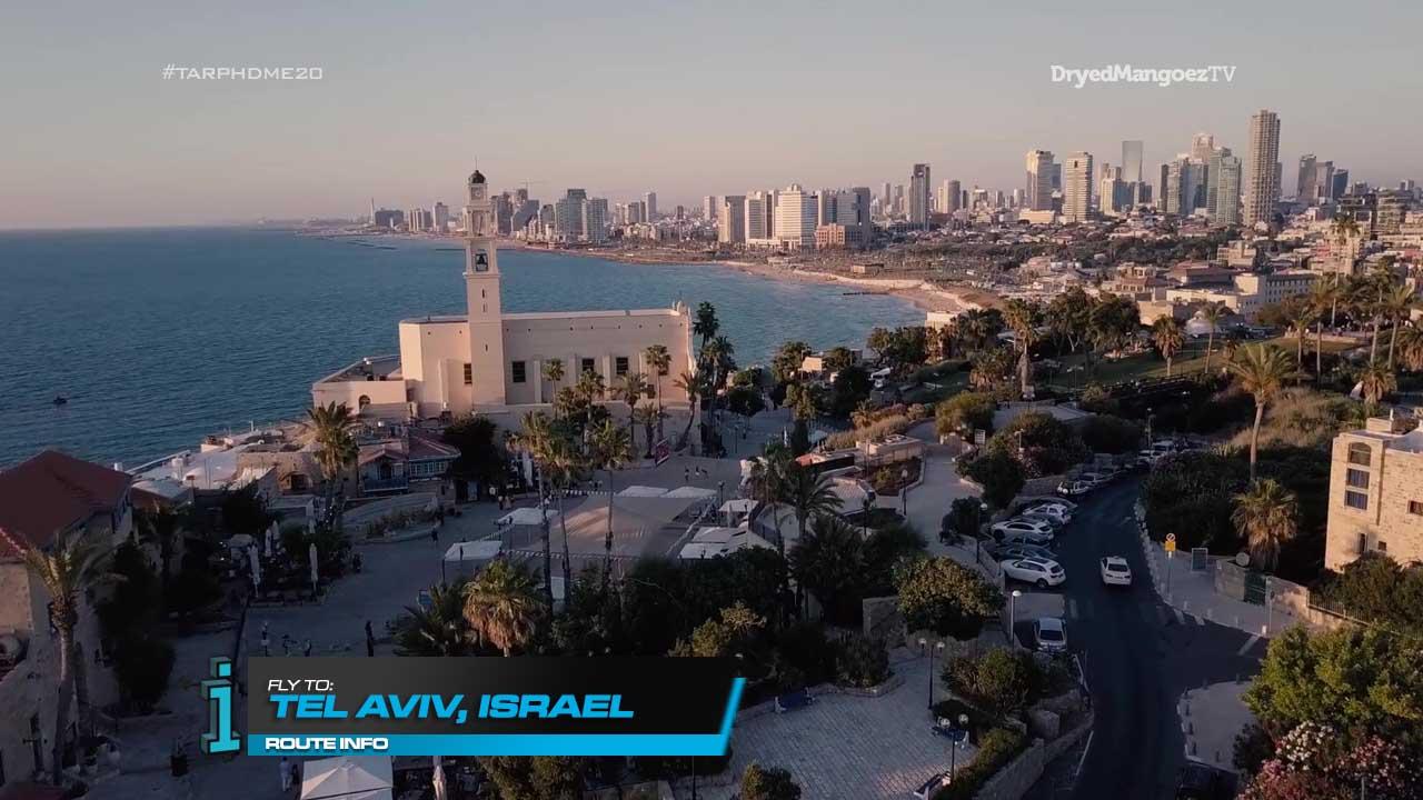 The Amazing Race Philippines vs The World (DryedMangoez Edition Season 20), Leg 5 – Israel