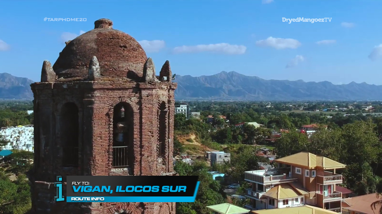The Amazing Race Philippines vs The World (DryedMangoez Edition Season 20), Leg 13 – Ilocos Sur, Philippines