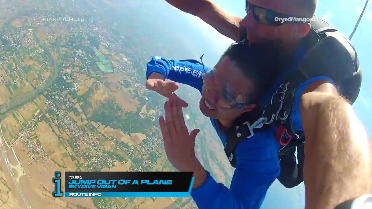 The Amazing Race Philippines vs The World