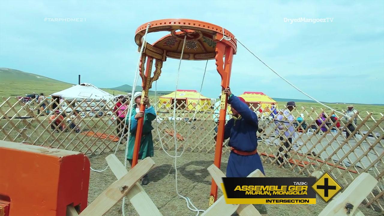 Amazing Race Philippines DryedMangoez Edition Season 21 Leg 3