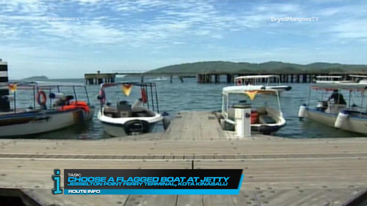 Amazing Race Philippines DryedMangoez Edition Season 21 Leg 4