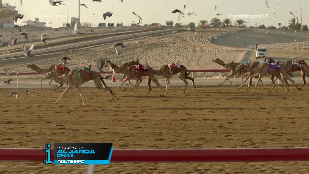 The Amazing Race Philippines: DryedMangoez Edition Season 21, Leg 6B – Oman