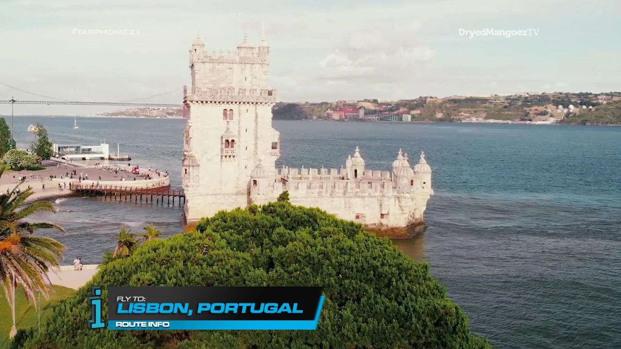 The Amazing Race Philippines: DryedMangoez Edition Season 21, Leg 9 – Portugal