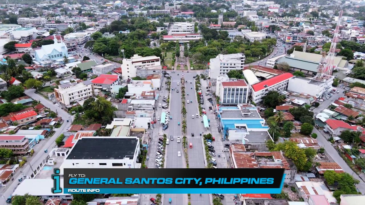 The Amazing Race Philippines: DryedMangoez Edition Season 21, Leg 12 – South Cotobato, Philippines