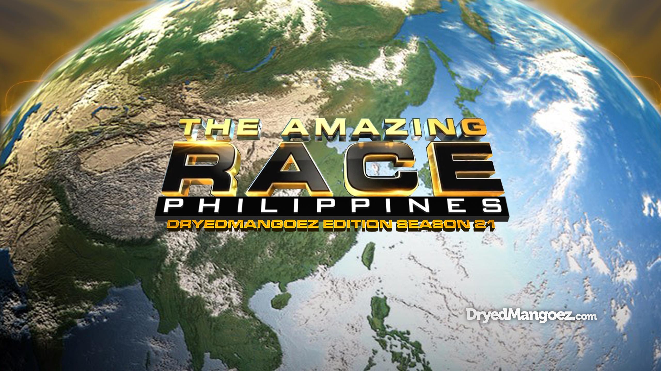 The Amazing Race Philippines: DryedMangoez Edition Season 21