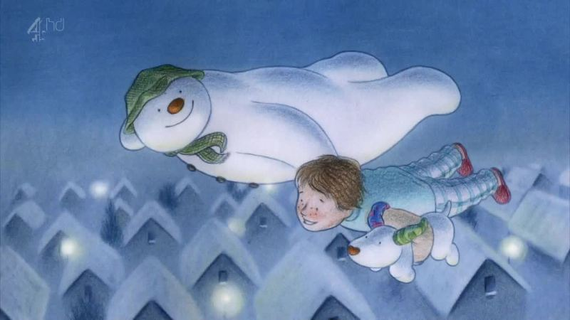 Appreciation of The Snowman and Review of The Snowman and The Snowdog