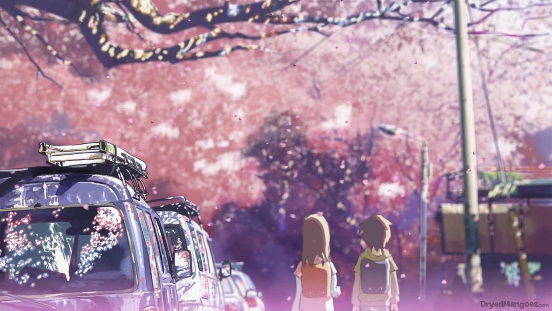 Good Ol' Review: Beautiful and Affecting 5 Centimeters Per Second