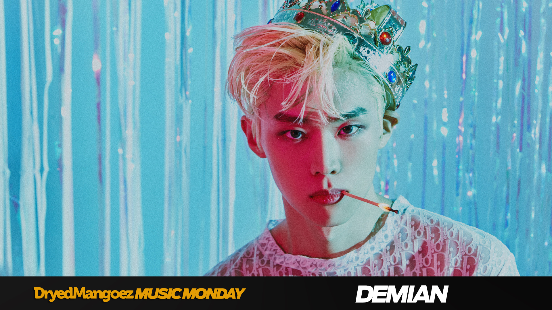 Music Monday, June 29, 2020 – Meet Demian