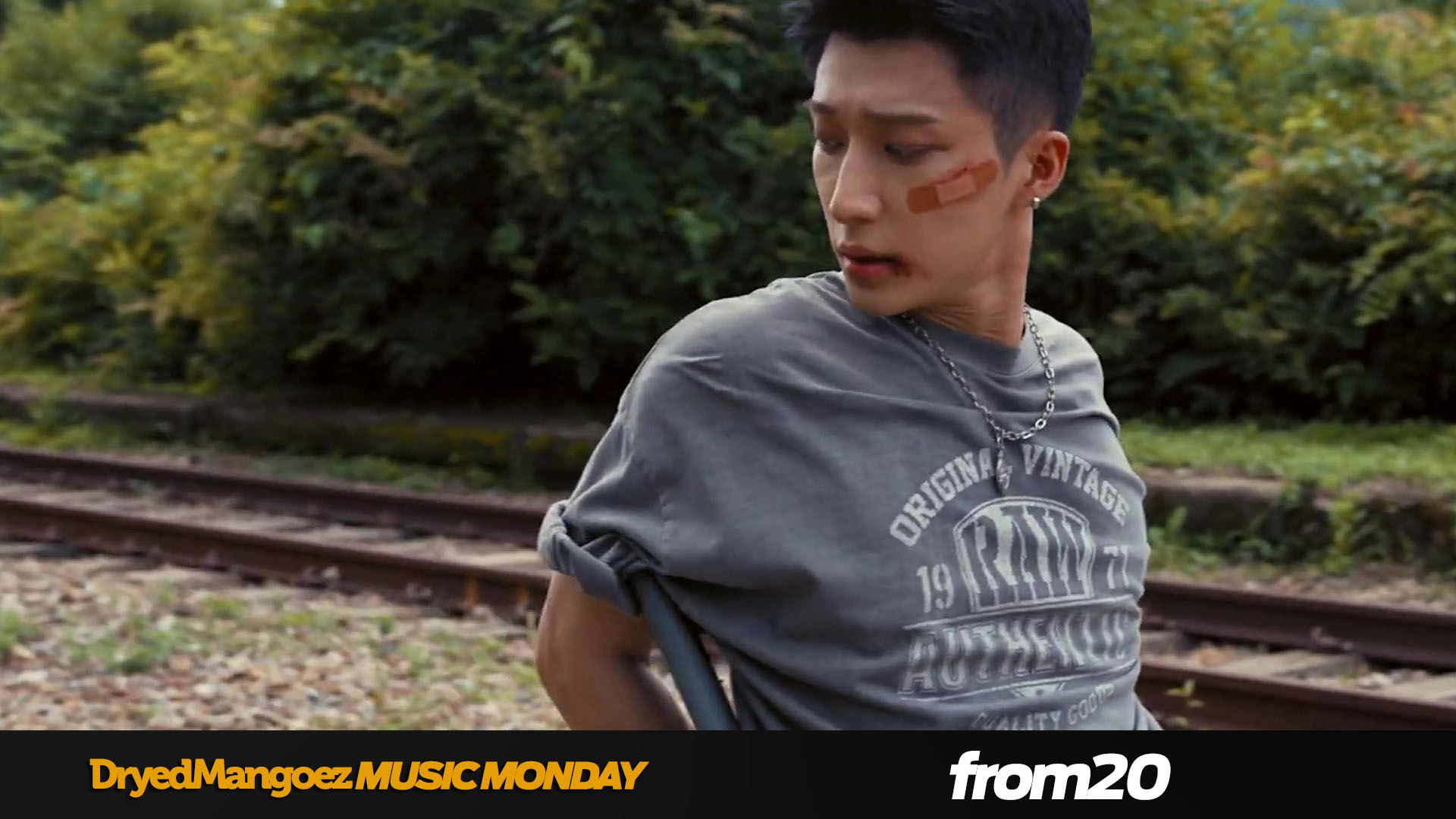 Music Monday, August 2, 2021 Extra – from20's Mesmerizing Tracks in His Solo Debut Year