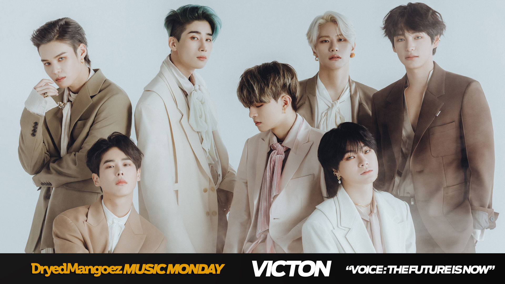Music Monday, January 18, 2021 – Confident and Diverse, VICTON Releases Strong First Full Album