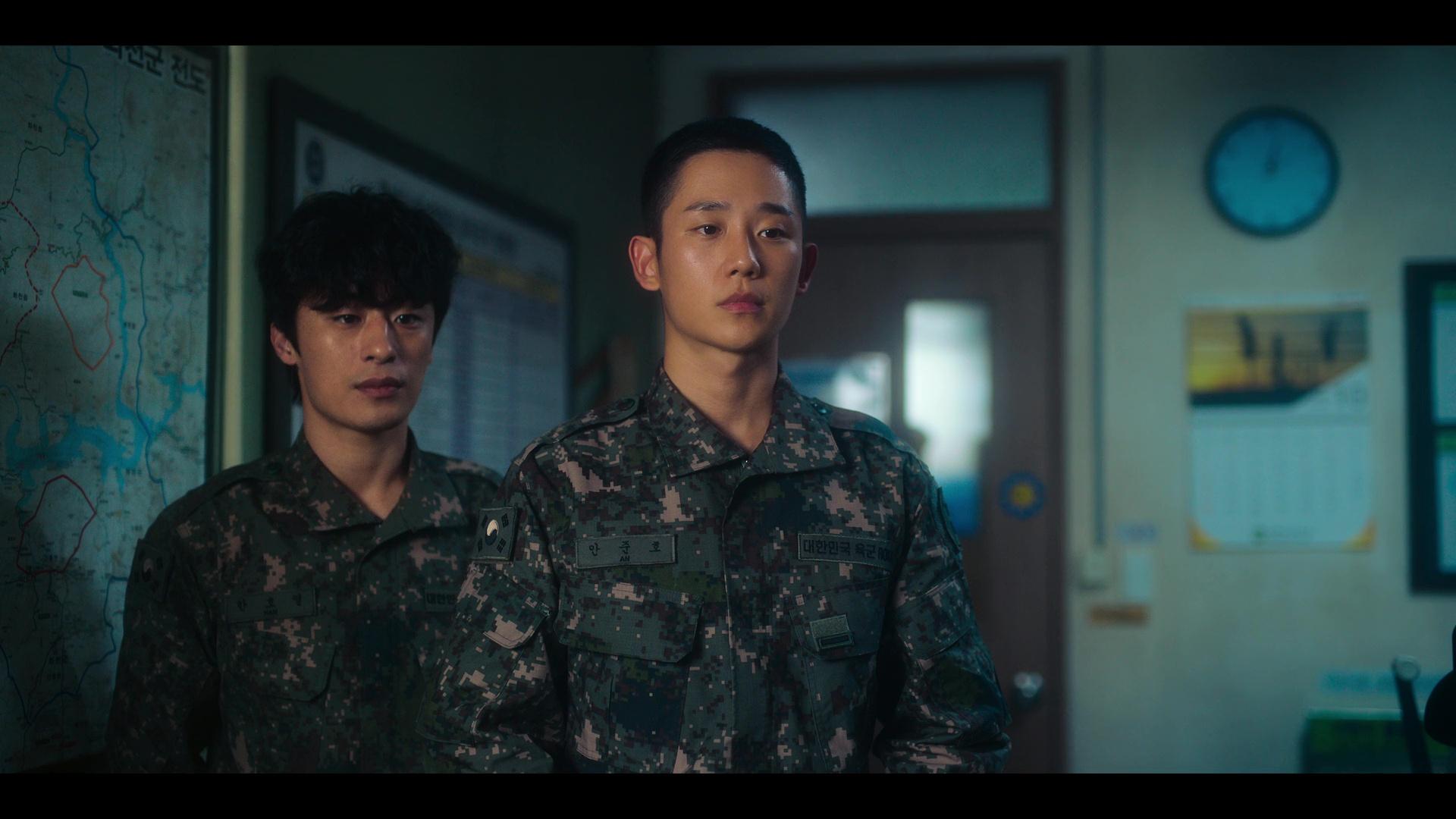 Netflix Korean Drama D.P. Review