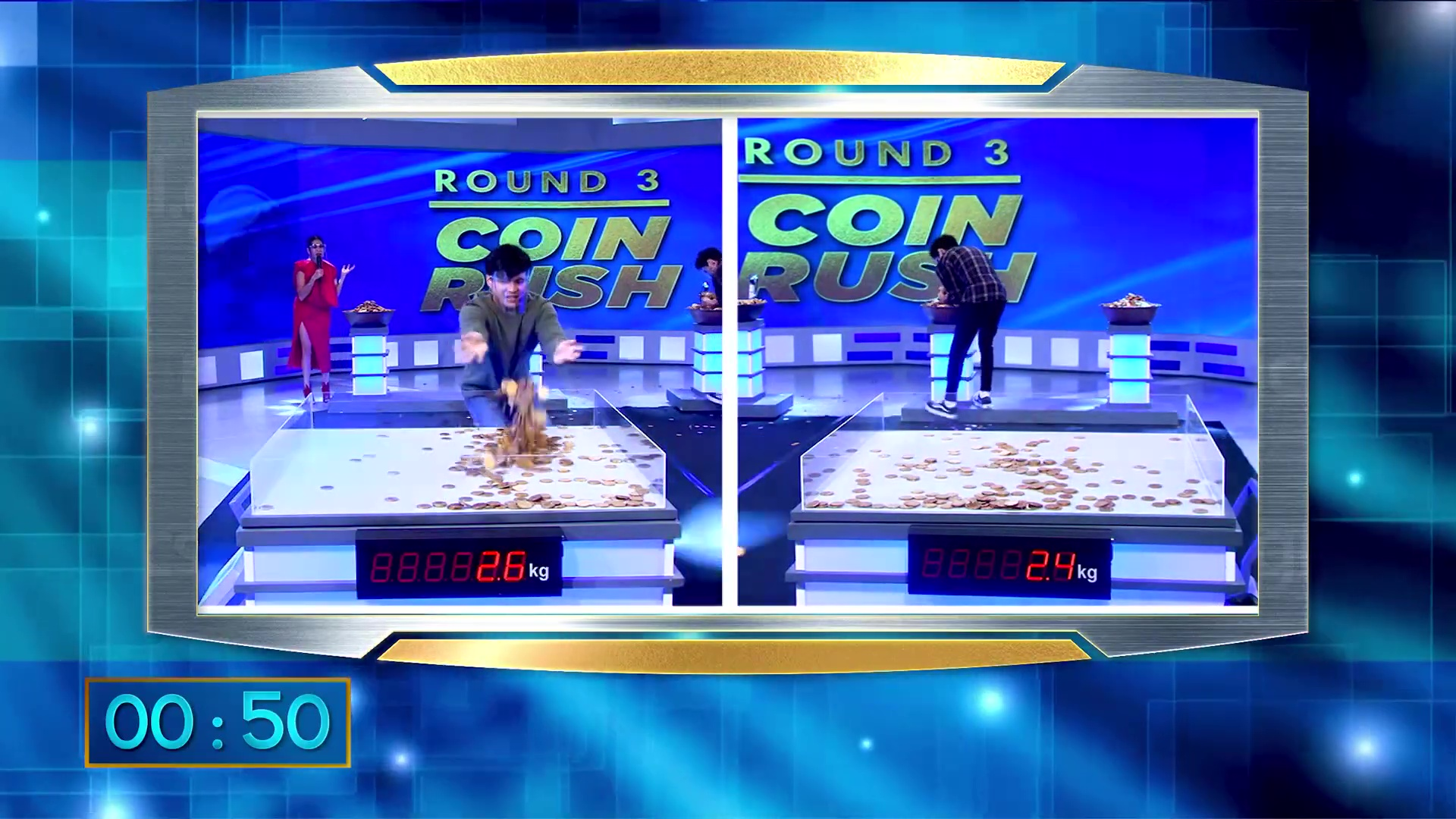 Fill in the Bank Bawal na Game Show TV5