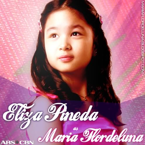Eliza Pineda as Maria Flordeluna