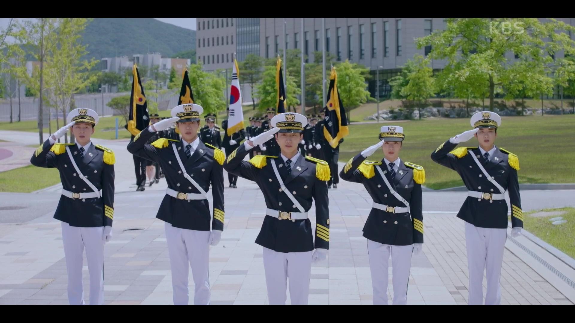 KBS Police University Korean Drama Review