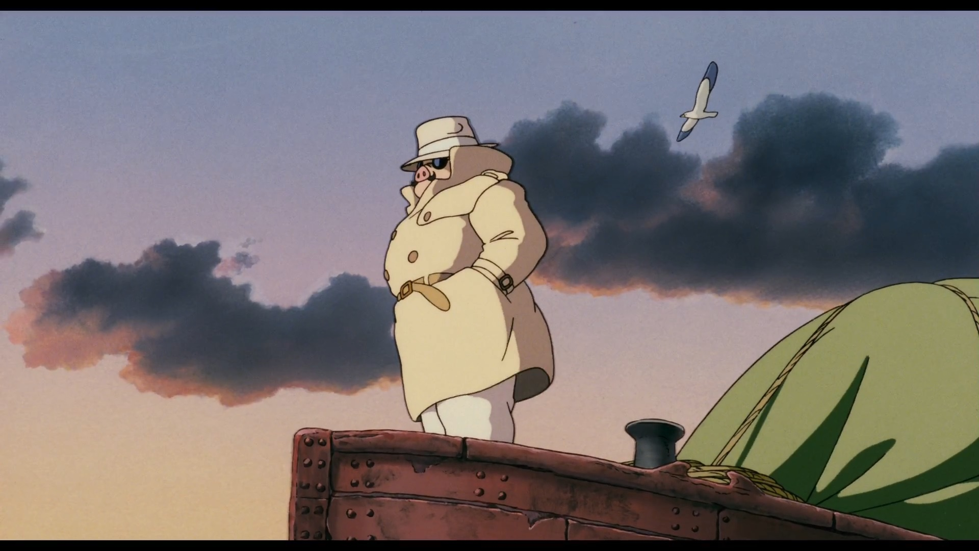 "Good Ol' Review: The Romantic High-Flying Adventure of Miyazaki's ""Porco Rosso"""