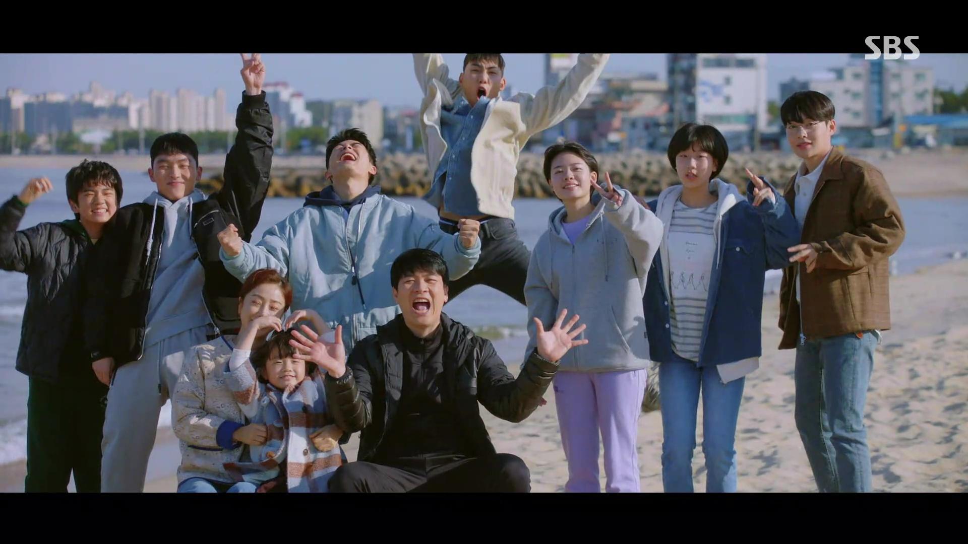 Racket Boys Korean Drama Review