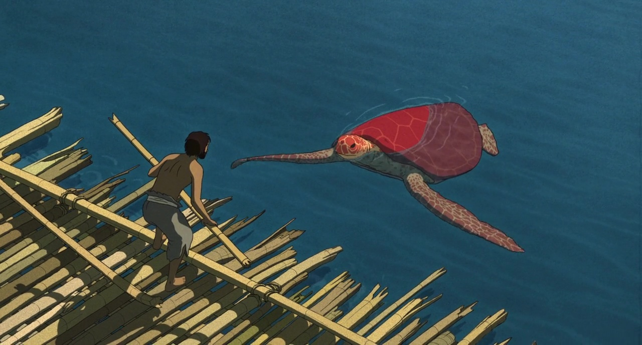 Good Ol' Review: The Red Turtle is a Captivating and Thought-Provoking Work