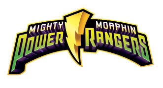 New Logo for Power Rangers Redux
