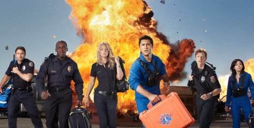Review – NBC's Trauma: Come for the Big Bang, Stay for the SF Skyline and the Potential