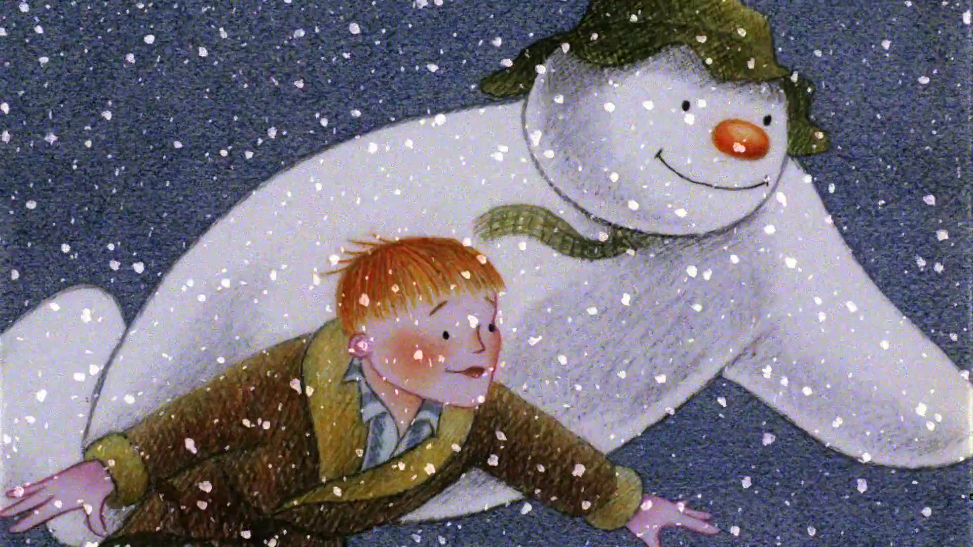 "My Annual Christmas Tradition: ""A Charlie Brown Christmas,"" ""The Snowman,"" ""Yes, Virginia"""